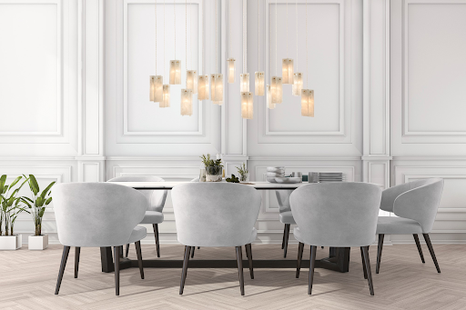 Statement Dining Room Chandeliers for a Better Aesthetic Appeal